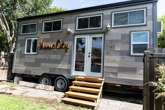 Tcf Presents Music City Tiny House Less Is More Can